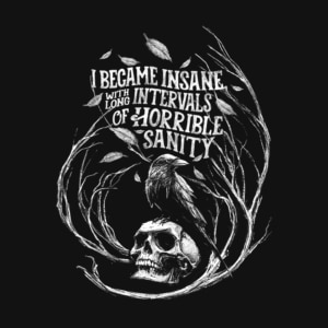 Camiseta Nevermore - Insane Edition