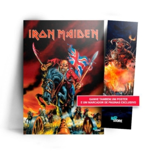 Atlas Ilustrado do Iron Maiden: 2 Minutes To Midnight