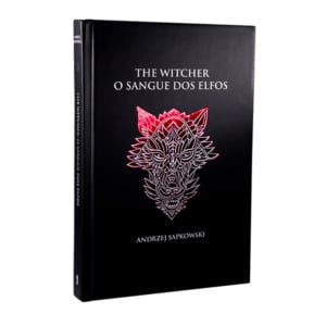 Livro O Sangue dos Elfos - The Witcher - A Saga do Bruxo Geralt de Rívia - Volume 3