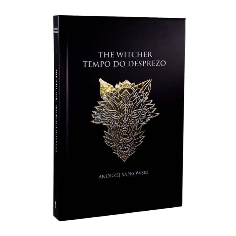 Livro Tempo do Desprezo - The Witcher - A Saga do Bruxo Geralt de Rívia - Volume 4