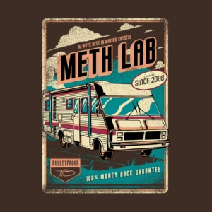Camiseta Meth Lab
