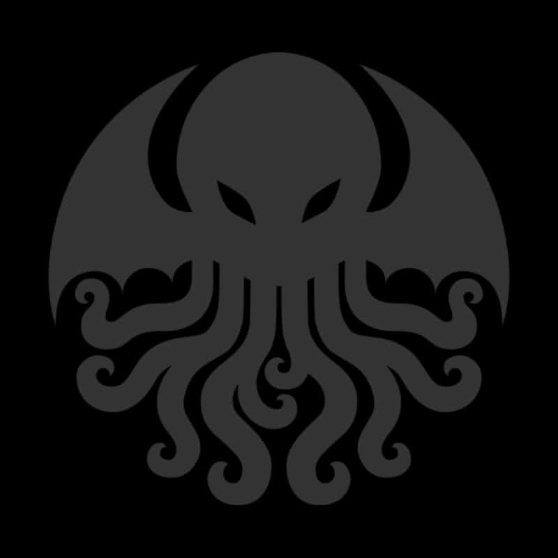 Camiseta Marca do Cthulhu