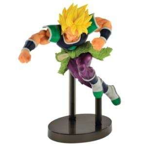 Broly Super Sayajin - Dragon Ball Super