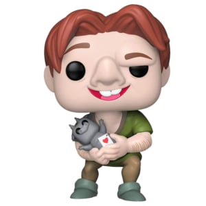 Funko POP! Quasimodo Holding Gargoyle Summer Convention 2019 Exclusive - Disney