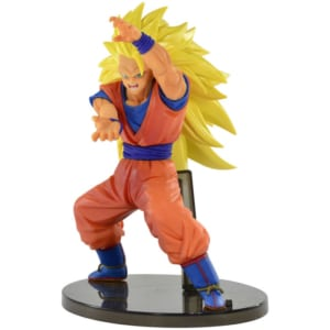 Goku Super Sayajin 3 Chosenshiretsuden - Dragon Ball Super