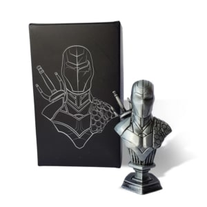 Mini Busto Deathstroke Steel Collectibles