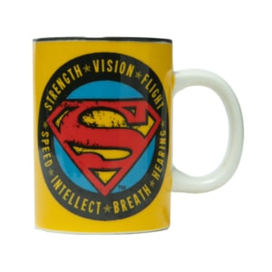 Mini Caneca WB Superman Logo - DC Comics