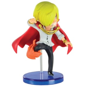 Sanji Battle of Luffy Whole Cake Island - One Piece