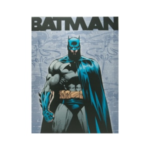 Tela Decorativa WB Batman Tough - DC Comics