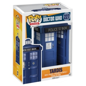 Funko POP! Tardis Doctor Who Oversized 6