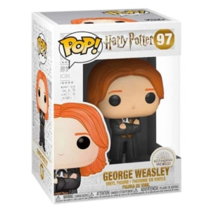 Funko POP! Harry Potter - George Weasley (Yule)