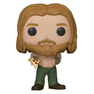 Funko POP! Marvel Endgame - Thor with Pizza