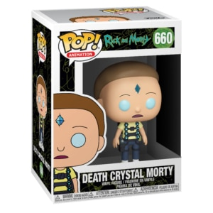 Funko POP! Animation Rick & Morty - Death Crystal Morty