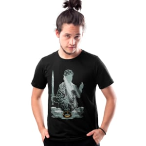Camiseta Riddles In The Dark em Pré-venda